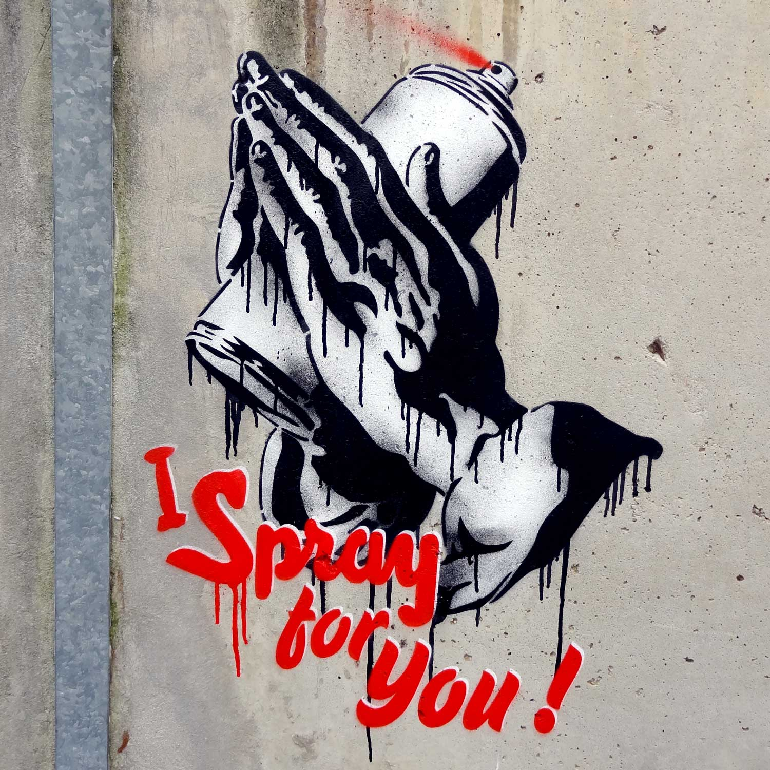 Goin - I SPRAY FOR YOU - Grenoble - France 2014