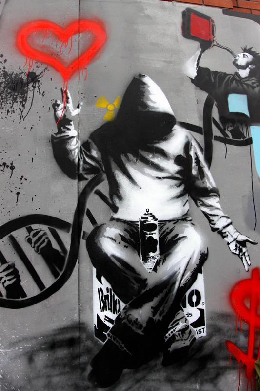 Street Baphomet - Goin - UPFEST 2011