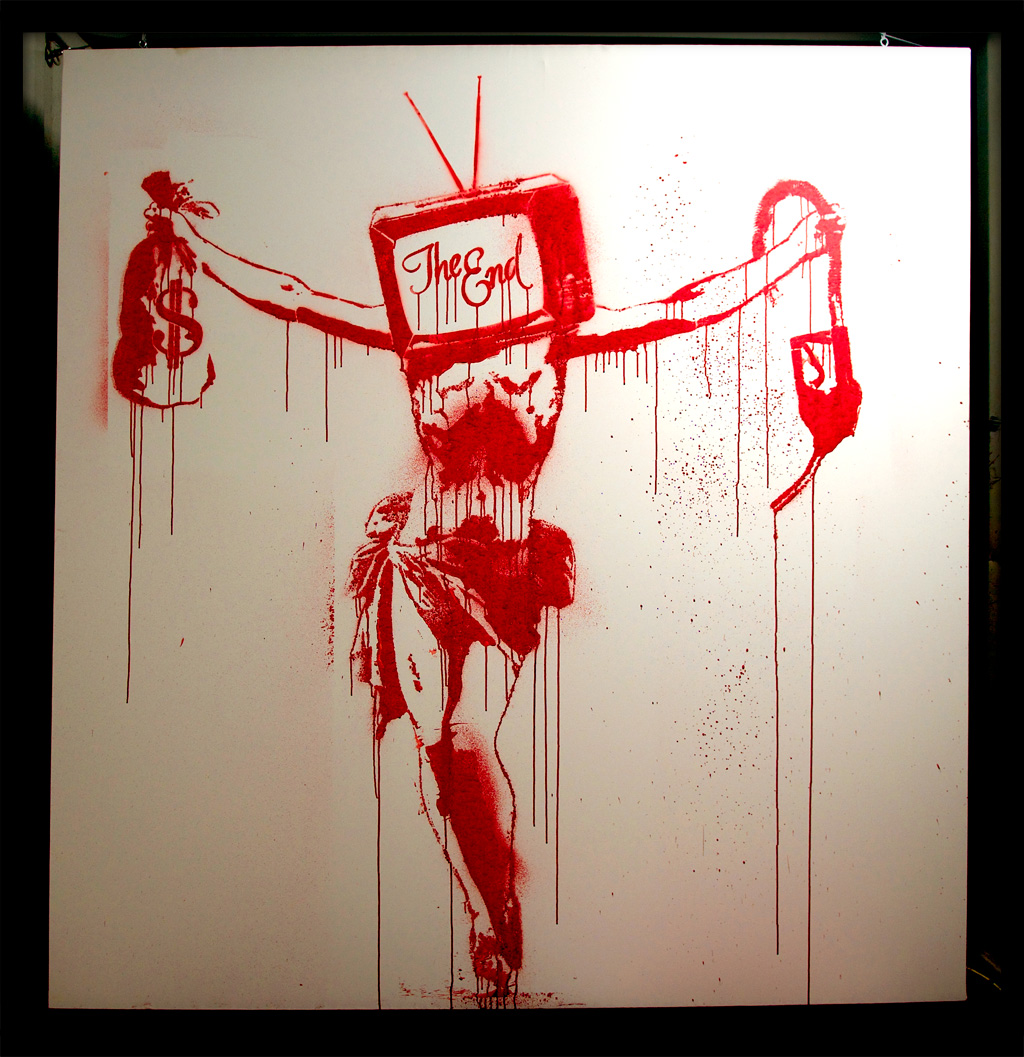 Goin-blood-stencil-art-spray-abode-of-chaos-2011