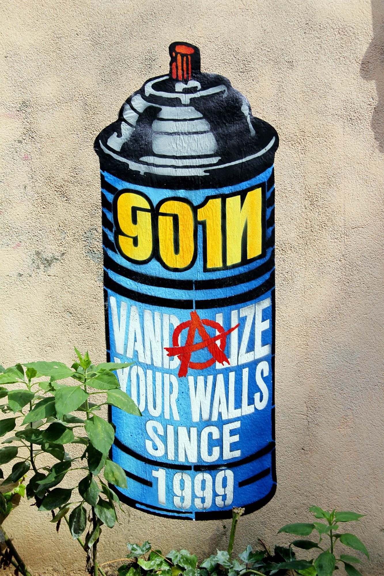 goin vandalize your walls since 1999 lyon fr 092014
